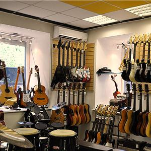 Музыкальные магазины Рыбного