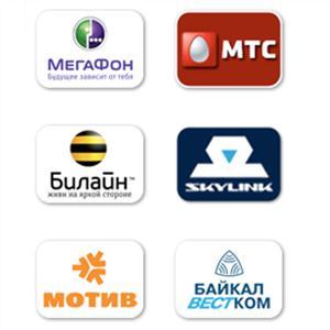 Операторы сотовой связи Рыбного