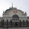 Железнодорожные вокзалы в Рыбном